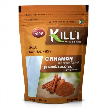 Gtee Cinnamon Bark Powder 50 gm