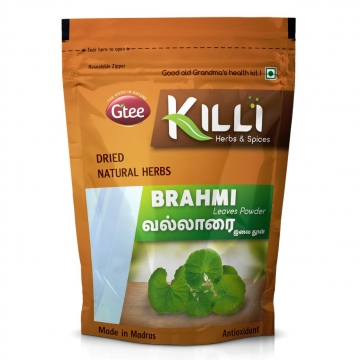 Gtee Brahmi Leaves Powder 50 gm